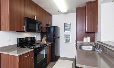 Kitchen, eaves Pleasanton, 1