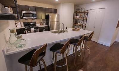 Kitchen, The Archer, 1