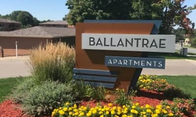 Community Signage, Ballantrae Apartments, 1