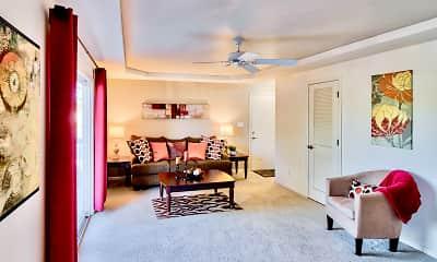 Living Room, Windsor Lake, 1