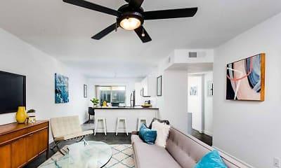 Living Room, Fairmount Villas, 0