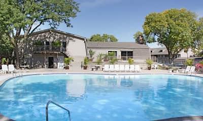 Pool, Eden West, 0