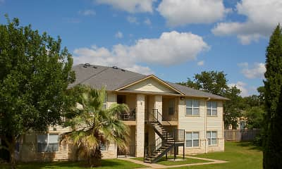 Building, Cypress Gardens Apartments, 1