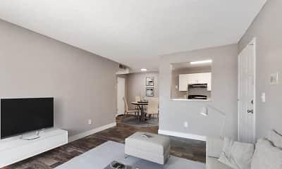 Living Room, ARIUM Emerald Springs, 1