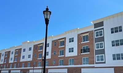 Building, The Residences at Raritan Town Square, 1