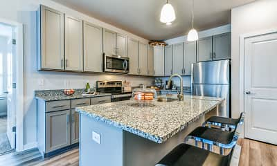 Kitchen, DREAM Lehigh Valley Apartments, 1