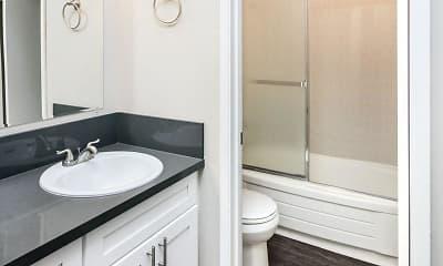 Bathroom, 1038 on Second Lafayette, 0