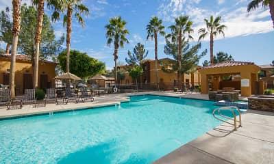 Pool, Desert Harbor Apartment Homes, 0