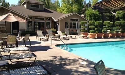 Pool, Blairmore Apartments, 0