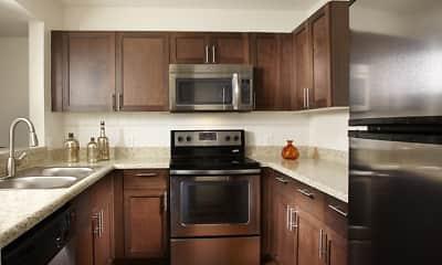 Kitchen, Camden Doral, 1