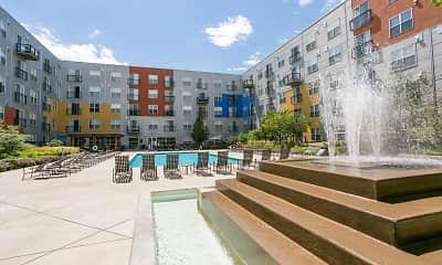 Ballpark Lofts Apartments, 1