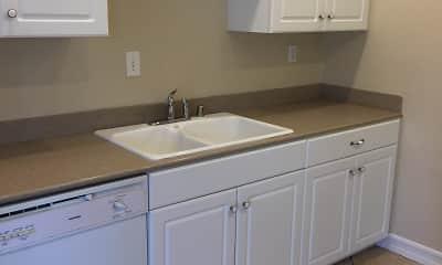 Kitchen, Lorraine Terrace, 1