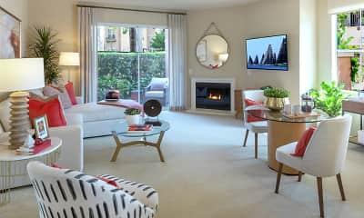 Living Room, Villa Coronado, 0