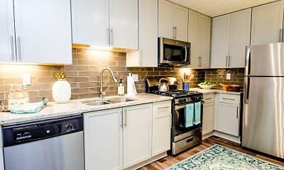 Kitchen, Collier Ridge, 1