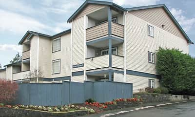 Building, Nisqually Ridge Apartments, 1