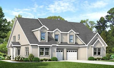 Building, Woodland Green in Bloomfield NEW CONSTRUCTION, 1