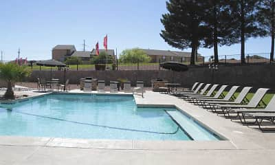 Pool, High Ridge, 1