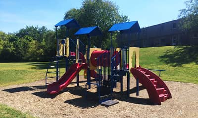 Playground, Colonial Glen Apartments, 2