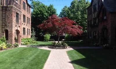 Building, Fairfield Courtyard at Woodmere, 0