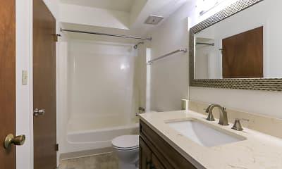 Bathroom, Highland Square, 2