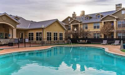 Pool, Blue Ridge Apartments, 1