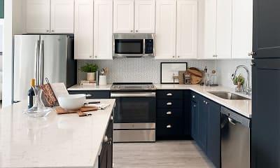 Kitchen, The Pearl at Marina Shores, 1
