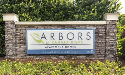 Community Signage, Arbors at Cahaba River, 2
