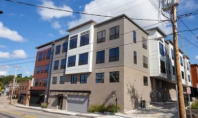 Building, Ten Front Street, 0