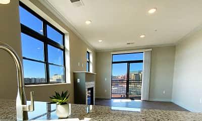 Living Room, West Washington Place, 0