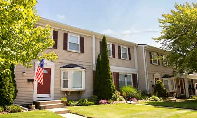 Building, Meadowfield Townhomes, 1