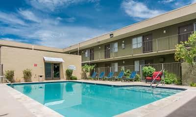 Pool, INDI Tucson, 1