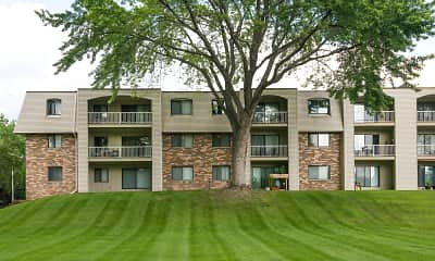 Building, Willoway Apartments, 2