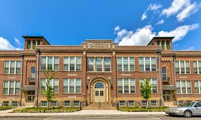 Building, The Duffy School, 0
