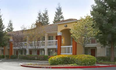 Building, Furnished Studio - San Jose - Mountain View, 0
