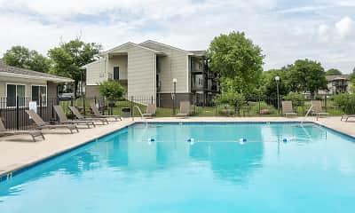 Pool, Graycroft and Graybrook, 1