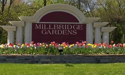Community Signage, Millbridge Gardens, 1