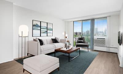Living Room, 441 W. Oakdale, 0