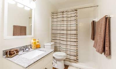 Bathroom, Sierra Gardens, 1