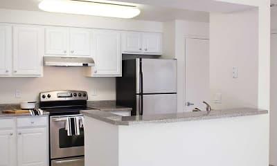 Kitchen, Archstone Redmond Lakeview, 1