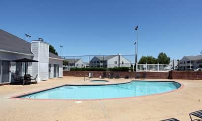 Pool, MidSouth 301, 2