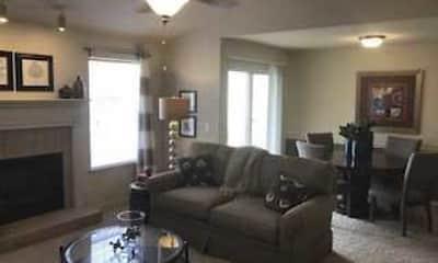Living Room, Villas At Stonebridge, 2