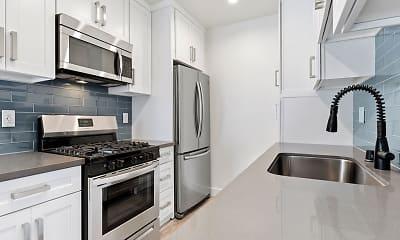 Kitchen, Cedar Glen, 0