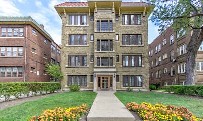 Building, Cleveland Heights/University Circle Area Apartments, 1