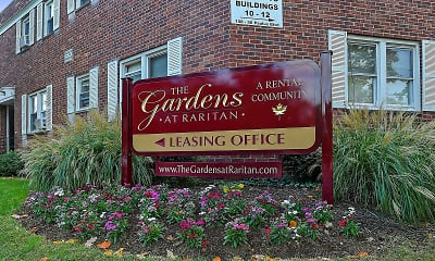 Community Signage, The Gardens At Raritan, 0