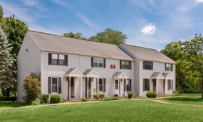 English Village Apartments, 1