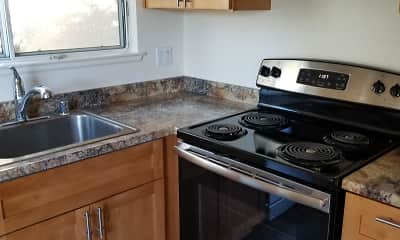 Kitchen, Alpine Park, 2