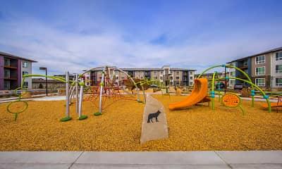 Playground, STRATA, 1