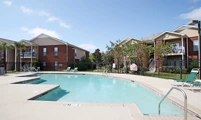 Pool, Annandale Park Apartments, 0