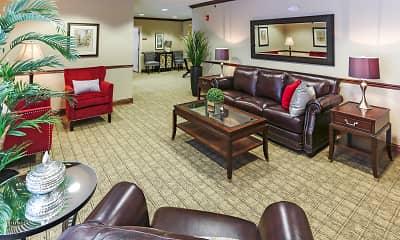 Living Room, Transit Pointe Senior Apartments, 1