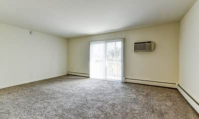 Living Room, Bishop Hill Apartments, 2
